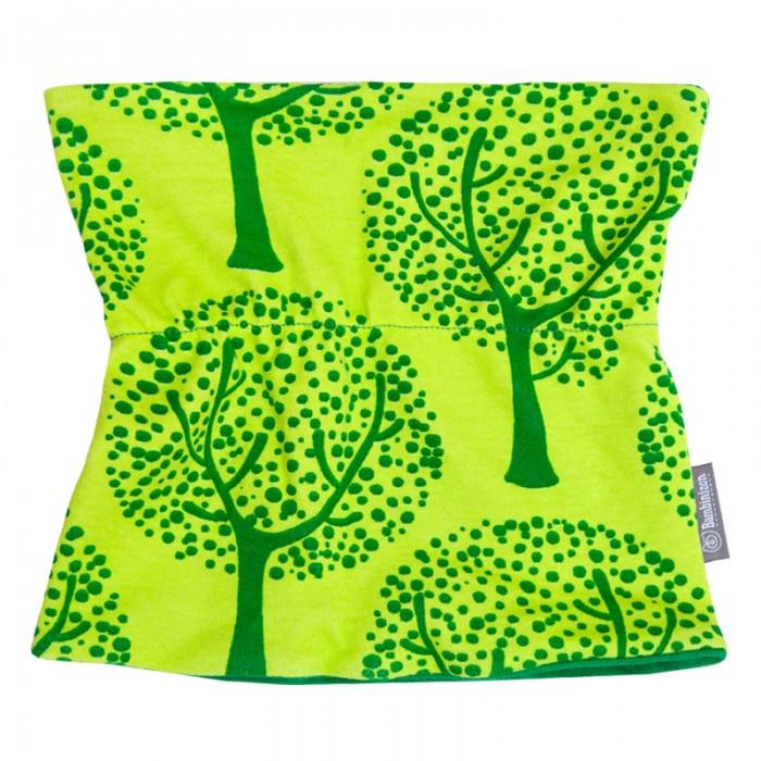 Варежки, перчатки и шарфы Bambinizon Шарф-снуд Деревья варежки  перчатки и шарфы jollein шарф confetti knit