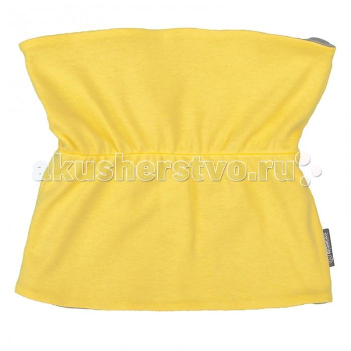 Варежки, перчатки и шарфы Bambinizon Шарф-снуд Лимон варежки  перчатки и шарфы jollein шарф confetti knit