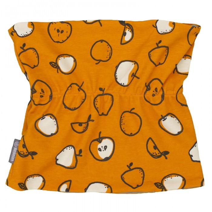 Варежки, перчатки и шарфы Bambinizon Шарф-снуд Яблоки варежки  перчатки и шарфы jollein шарф confetti knit