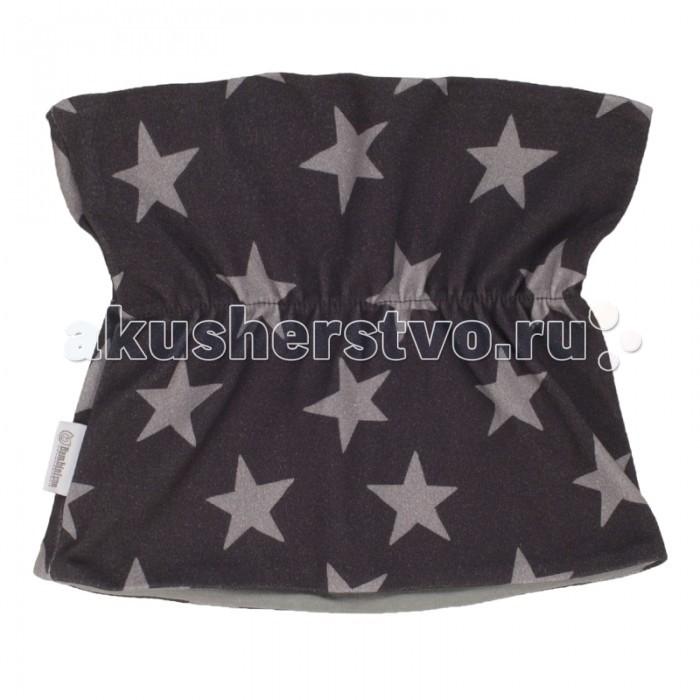 Варежки, перчатки и шарфы Bambinizon Шарф-снуд Звезды