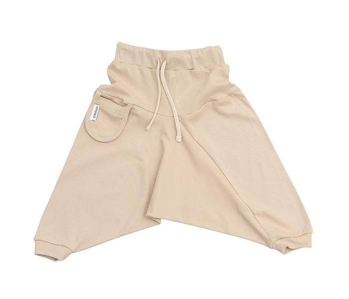 Брюки, джинсы и штанишки Bambinizon Штанишки из интерлока