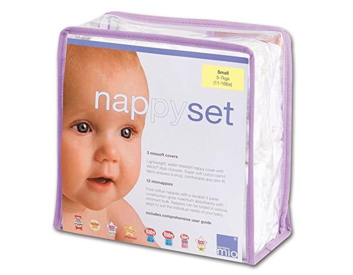 Bambino Mio Комплект Nappy set