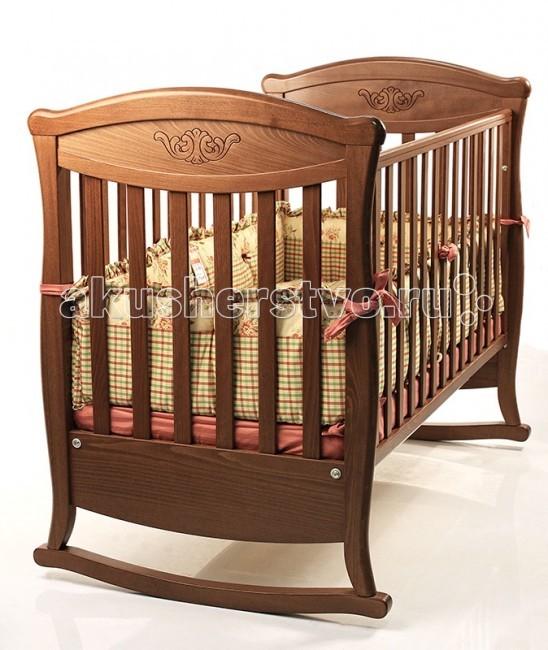 Купить Детские кроватки, Детская кроватка Bambolina Principessa Classic