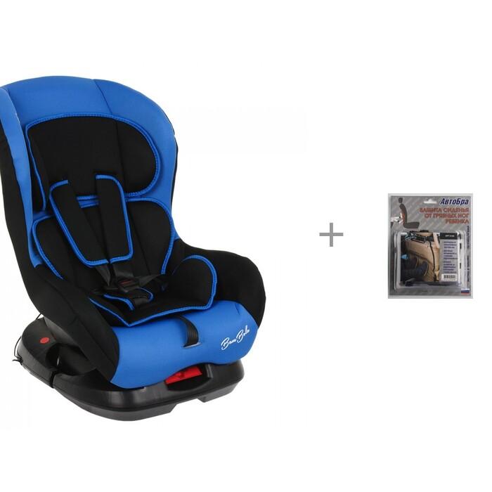Картинка для Группа 0-1 (от 0 до 18 кг) BamBola Bambino и знак-табличка в автомобиль Ребенок в машине Baby Safety