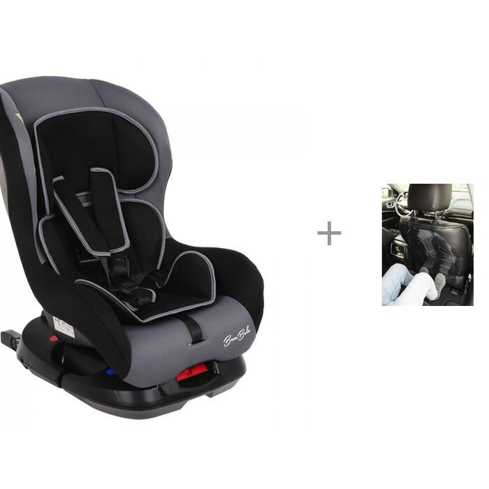 Картинка для Группа 0-1 (от 0 до 18 кг) BamBola Bambino Isofix и автомобильный знак Ребенок в машине Baby Safety