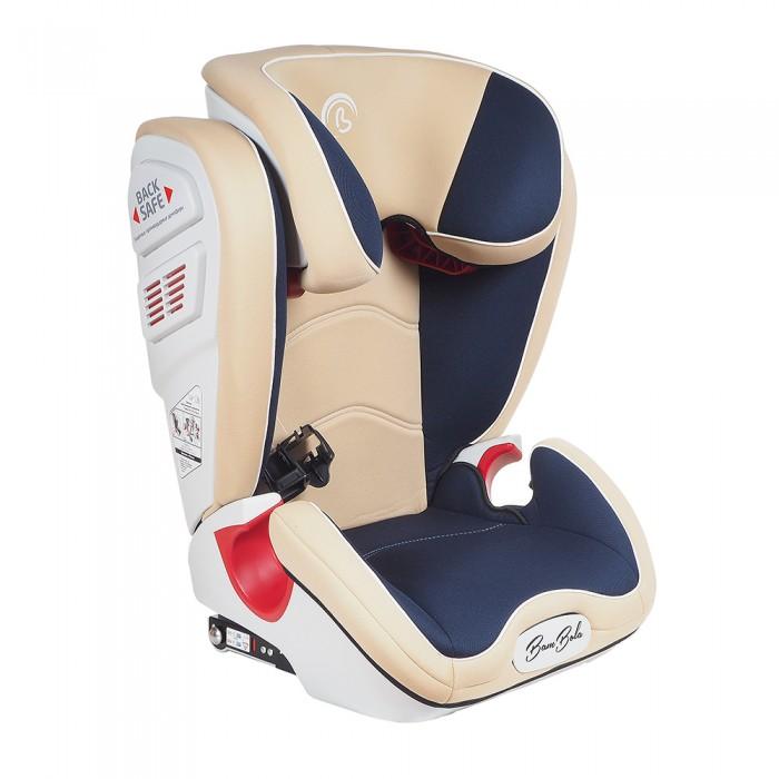 Автокресло BamBola Corsa FixГруппа 2-3 (от 15 до 36 кг)<br>Автокресло BamBola Corsa Fix разработано для детей от 3 до 12 лет, весом от 15 кг до 36 кг.   Относится к возрастной группе 2/3. Кресло трансформируется под две возрастные группы: от 3 до 6-7 лет(в полной комплектации), от 7 до 12 лет (фиксация подголовника в крайнем верхнем положении). Увеличенное посадочное место повышает уровень комфорта во время поездки. Особая форма подголовника и увеличенная боковая поддержка снизу обеспечивают защиту ребенка в случае бокового удара. Боковые демпферы значительно снижают риск летального исхода во время ДТП. Специальные пластиковые накладки и направляющие штатного ремня гарантируют правильное прохождение ремня безопасности. За счет европейской системы крепления Isofix достигается безошибочная установка кресла в два «щелчка». Автокресло крепится к силовому каркасу автомобиля, что обеспечивает повышенную безопасность. Детские удерживающие устройства разработаны и сделаны в России с учетом анатомии российских детей. Автокресло успешно прошло все необходимые краш-тесты и имеет сертификат соответствия техническому регламенту РФ и таможенному союзу. Увеличенное посадочное место Особая форма подголовника Боковая защита головы Увеличенная боковая нижняя защита Боковые демпферы Изготовлено из гипоаллергенных материалов Регулировка подголовника по высоте Перфорированная спинка Соответствие европейским стандартам безопасности (ЕЭК ООН №44-04) и стандартам таможенного союза Ширина 51.7 см Высота 63.4 см Глубина 43.3 см Вес изделия 8.3 кг Способ крепления Isofix/ремень