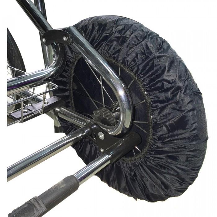 Аксессуары для колясок BamBola Чехлы на колёса большого диаметра 4 шт.