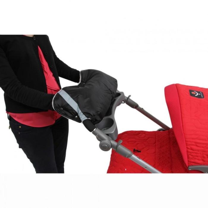 Муфты для рук BamBola Муфта для коляски плащевка муфты для рук bambola муфты варежки для коляски плащевка