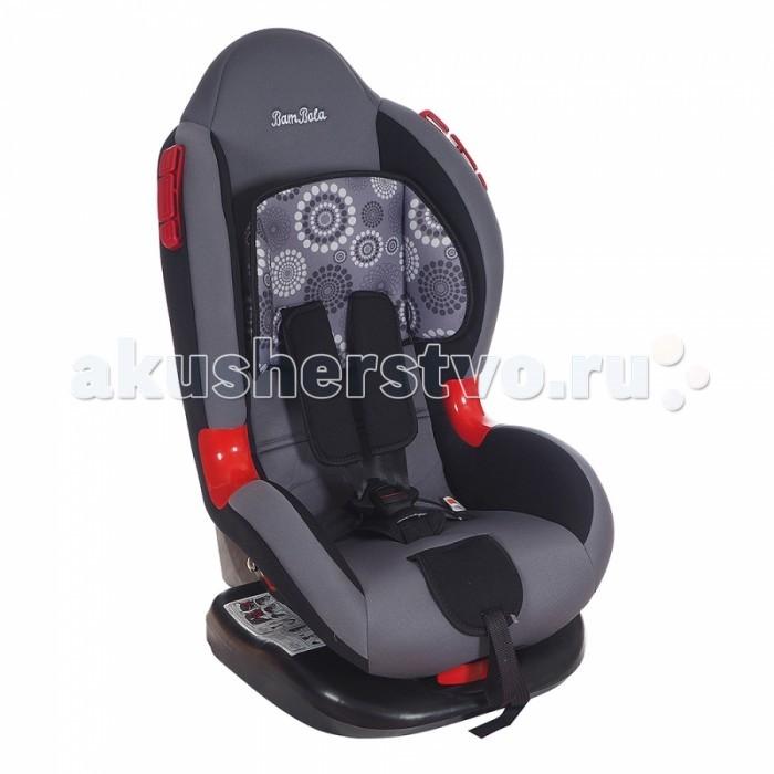Детские автокресла , Группа 1-2 (от 9 до 25 кг) BamBola Navigator Одуванчик арт: 316749 -  Группа 1-2 (от 9 до 25 кг)
