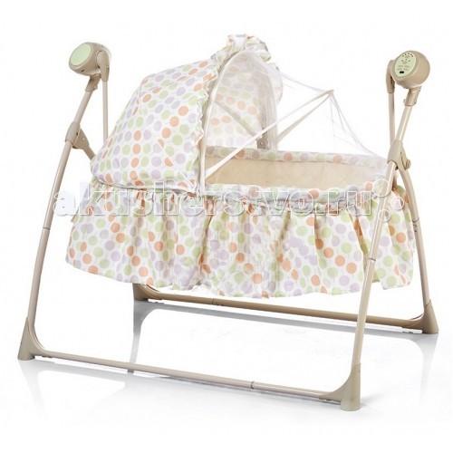 Детская мебель , Колыбели BamBola Sonno с качанием арт: 68733 -  Колыбели