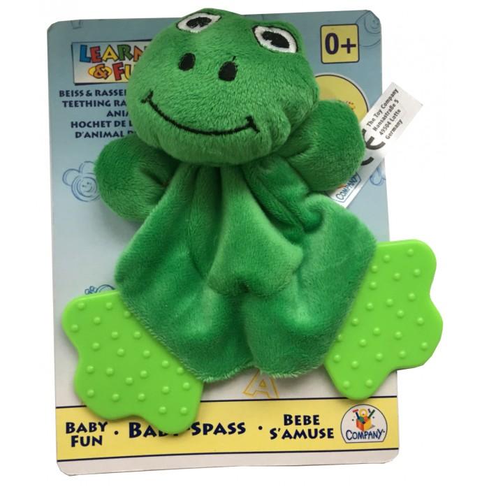 Прорезыватели Bampi Игрушка Лягушка плюш трикси игрушка для собаки осел ткань плюш 55 см