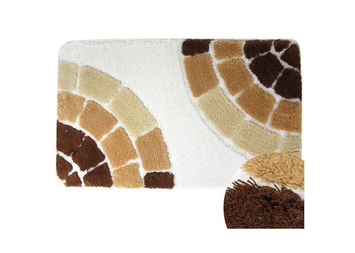 Купить Аксессуары для ванн, Banyolin Коврик для ванны Soft Pile Керамик 60х100 см