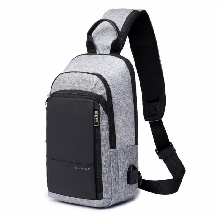Купить Школьные рюкзаки, Bange Сумка плечевая BG1911