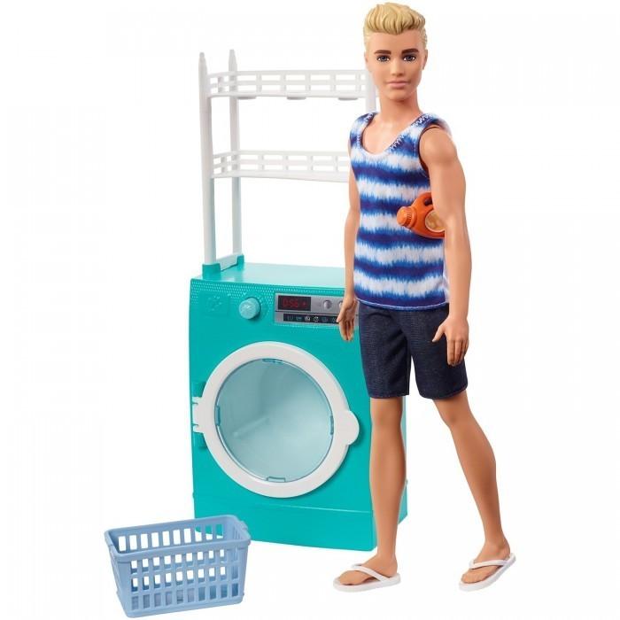 Куклы и одежда для кукол Barbie Игровой набор Кен