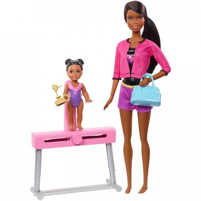 Куклы и одежда для кукол Barbie Игровой набор Спортивная карьера куклы и одежда для кукол barbie игровой набор спортивная карьера