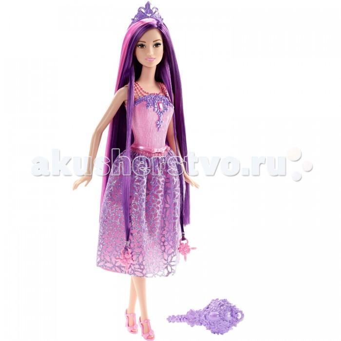 Barbie Кукла-принцесса Барби с длинными волосами 244282