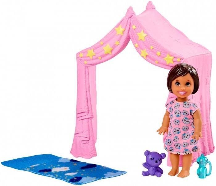 Купить Куклы и одежда для кукол, Barbie Набор Игра с малышом