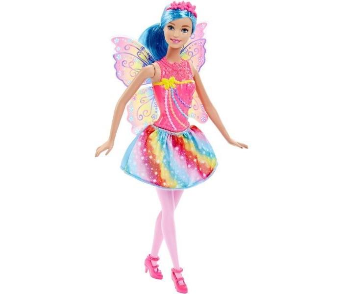 Куклы и одежда для кукол Barbie Кукла-фея Mix'N Match куклы gulliver кукла дынька 30см