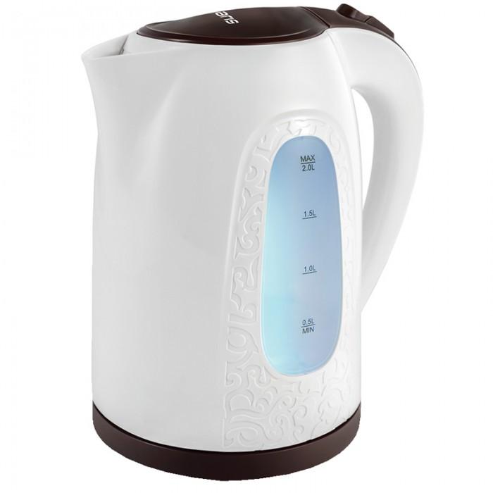 Фото - Бытовая техника Polaris Электрический чайник PWK 2077CL 2 л чайник электрический polaris pwk 1762ca city 2200 вт чёрный рисунок 1 7 л нержавеющая сталь