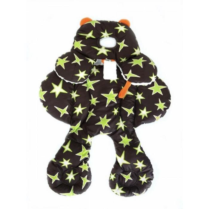 Купить Аксессуары для автокресел, Барлео Матрасик-вкладыш в автокресло Panda Hugs Звезды