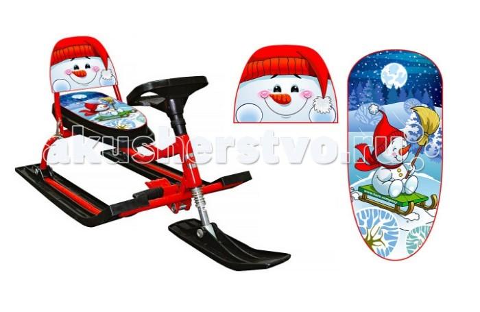 снегокаты барс russian winter русские узоры 212 Снегокаты Барс (Russian Winter) 130 Comfort Снеговик