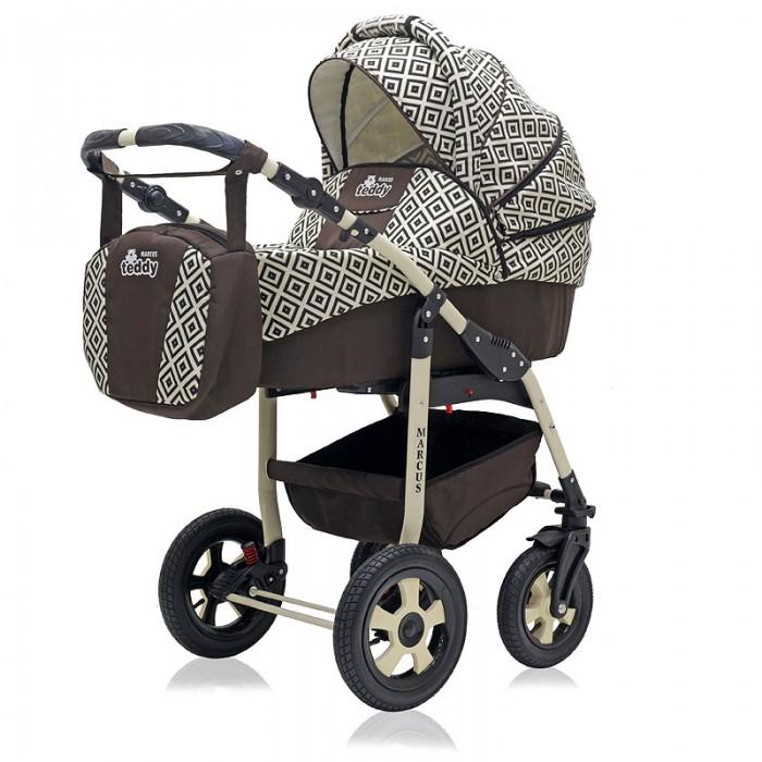 Детские коляски , Коляски 3 в 1 Bart-Plast Marcus PCOF 3 в 1 арт: 419069 -  Коляски 3 в 1