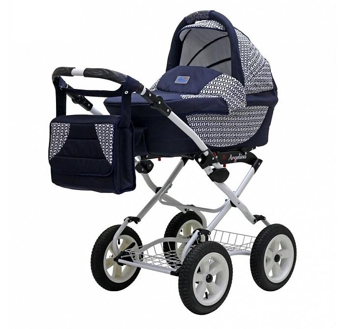 Детские коляски , Коляски-люльки Bart-Plast Angelina Lite PKL 2016 арт: 269791 -  Коляски-люльки