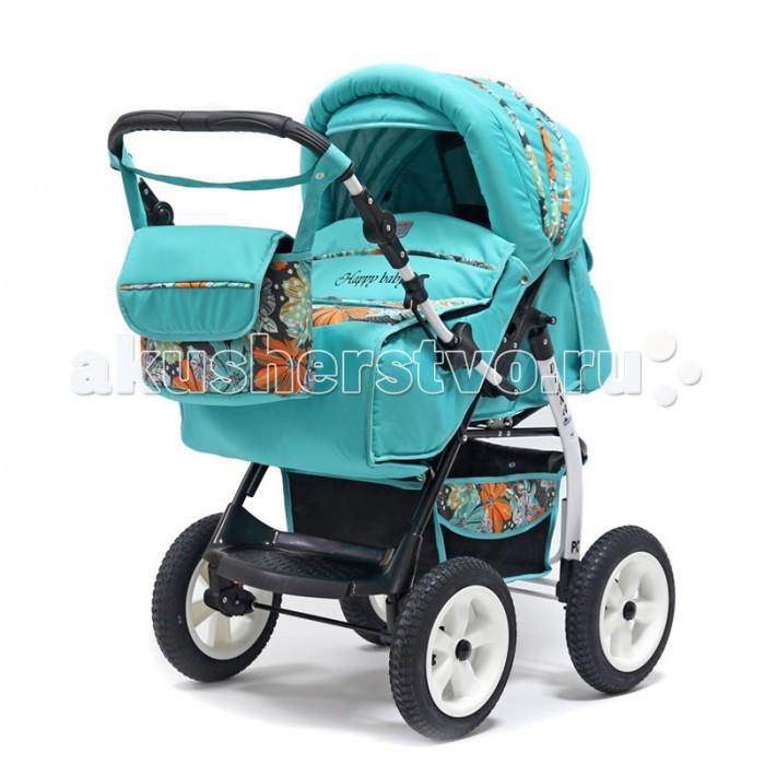 Коляски-трансформеры Bart-Plast Diana PKL (надувные колеса) коляски для двойни и погодок bart plast коляска для двойни fenix duo 2 в 1
