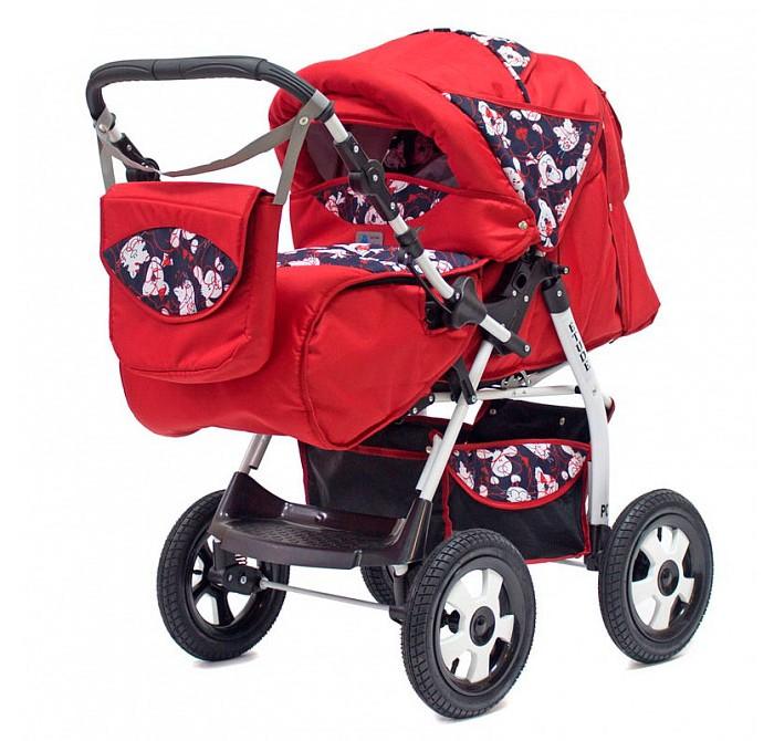Детские коляски , Коляски-трансформеры Bart-Plast Etude PKL арт: 336145 -  Коляски-трансформеры