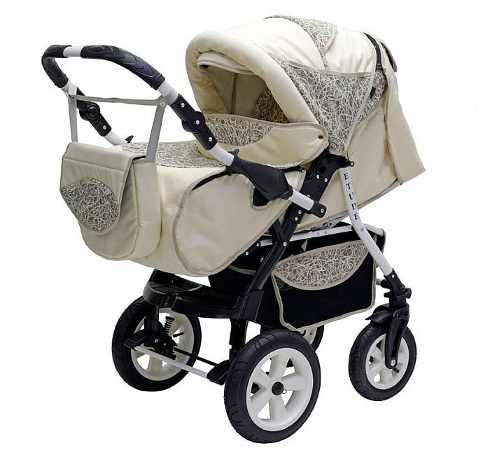 Детские коляски , Коляски-трансформеры Bart-Plast Etude PKLO арт: 336165 -  Коляски-трансформеры