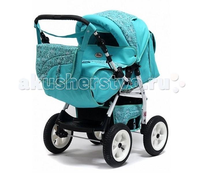 Детские коляски , Коляски-трансформеры Bart-Plast Victoria BKL (пластиковые колеса) арт: 74341 -  Коляски-трансформеры