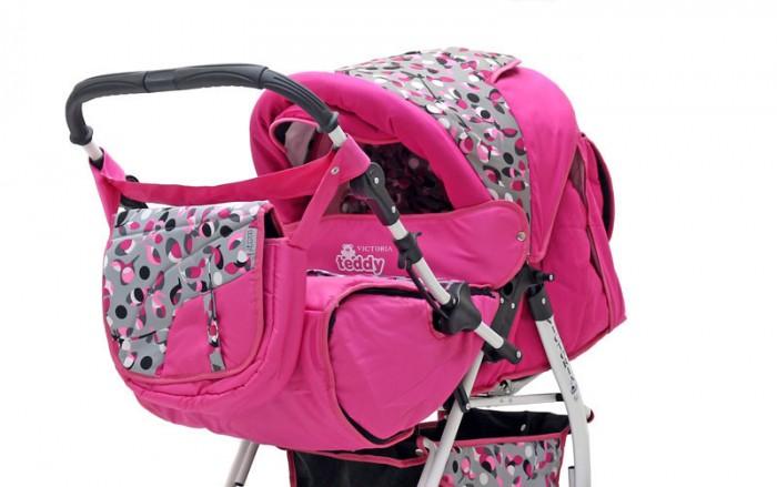 Детские коляски , Коляски-трансформеры Bart-Plast Victoria PKL (надувные колеса) арт: 74342 -  Коляски-трансформеры