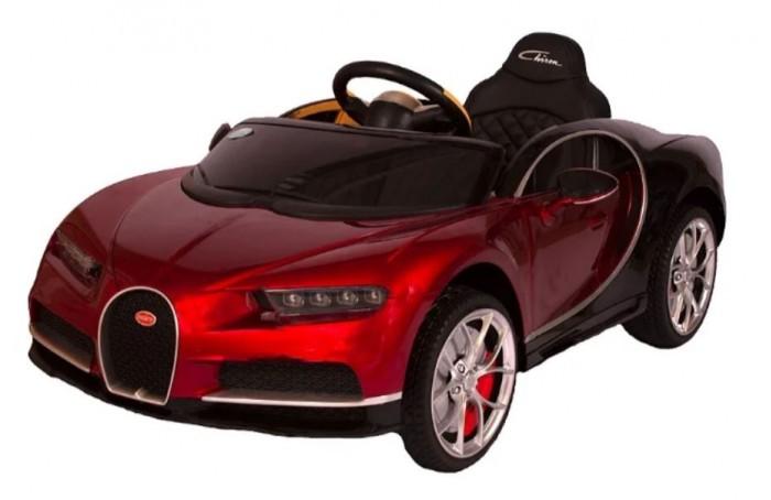 Электромобиль Barty Bugatti Chiron HL318 фото