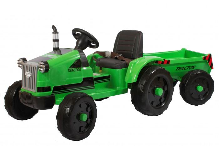 Картинка для Электромобили Barty Детский трактор с прицепом TR 55