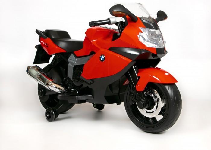 Электромобили Barty Электромотоцикл BMW K1300S Z283 детский электромотоцикл bqd bmw vision next 100 трицикл bqd 6288 red