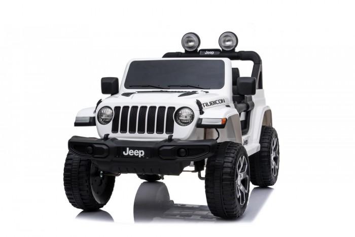 Электромобиль Barty Jeep Rubicon 4x4 DK-JWR555