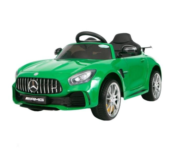Электромобили Barty Mercedes-Benz AMG GT R одноместный электромобиль weikesi mercedes benz ml350 3 7 лет белый gl000662192