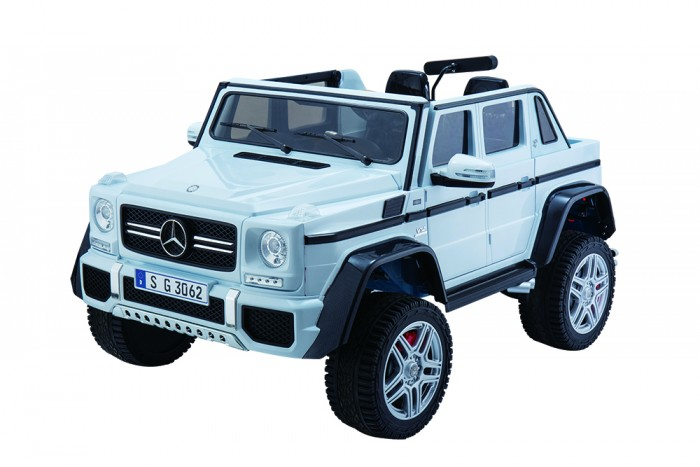 Электромобили Barty Mercedes-Maybach G650 Landaulet