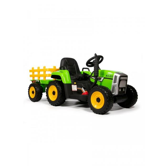 Картинка для Электромобили Barty трактор с прицепом TR 77