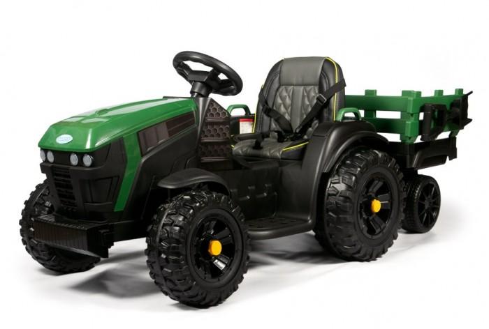 Картинка для Электромобили Barty Трактор с прицепом TR 777