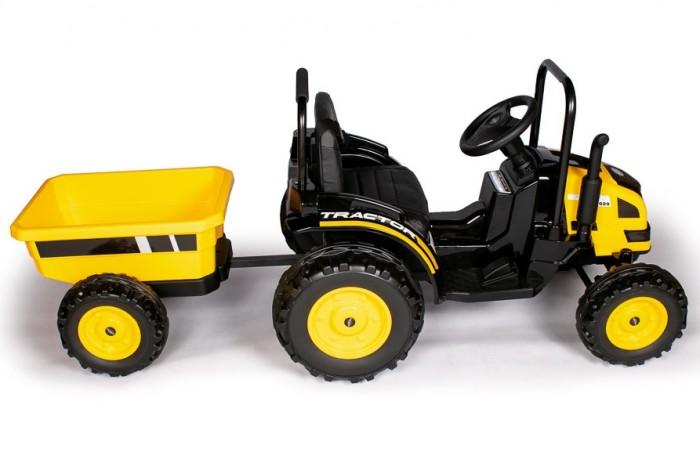 Картинка для Электромобили Barty Трактор с прицепом TR001