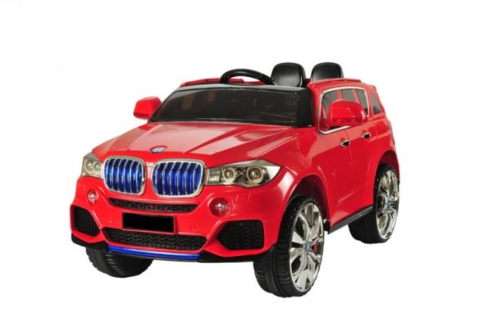 Электромобиль Barty BMW X5 М555МР кузов F-15BMW X5 М555МР кузов F-15Электромобиль Barty BMW X5 М555МР кузов F-15 – интересная модель для занимательного и веселого катания!  Особенности: большие колеса EVA с амортизаторами покраска глянец  аккумулятор 12V/7ah два двигателя: 2х35W движение вперед и назад заводится с кнопки пульт управления Bluetooth кожаное сидение (эко-кожа) ремни безопасности удобный руль с музыкальными эффектами вход USB,AUX,TF-cart диодные огни фар (передние и задние) открывающиеся двери ручка-чемодан для перевозки с задними колёсиками.<br>