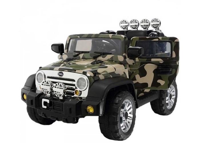Электромобили Barty Jeep Wrangler siku внедорожник jeep wrangler с прицепом для перевозки лошадей