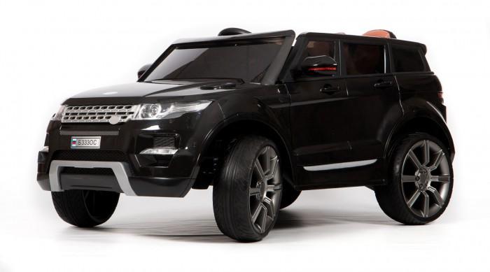 Электромобиль Barty Renge Rover Б333ОСRenge Rover Б333ОСЭлектромобиль Barty Renge Rover Б333ОС очень похож на свою взрослую копию автомобиля. Красивый, мощный, удобный и продуманный до мелочей.  Электомобиль Rеnge Rover имеет открывающиеся двери с возможностью блокировки. Световые и звуковые эффекты не оставят равнодушным ни одного ребенка и взрослого, и подарят множество впечатлений! На электромобиле установленны резиновые низкопрофильные колеса и амортизаторы. Все вместе обеспечивает комфортную езду не только на асфальтированном покрытии, но и на пересеченной местности.  Стоит отметить, что электромобиль очень прост в управлении, благодаря коробке автомат и единственной педали, которая является и газом и тормозом. А если ваш важный малыш устанет от самостоятельного вождения, вы всегда сможите его покатать с помощью пульта управления. Также электромобиль имеет высокий класс безопасности.  Родители могут не беспокоиться, о ребенке позаботятся ремни безопасности, стальная подвеска и ударопрочный кузов, а предусмотренные амортизаторы обеспечат плавный ход и скроют неровности дорожного покрытия.  Особенности: Световые и звуковые эффекты Подсветка панели приборов, диодные огни фар. Плавный ход. Амортизаторы Пульт управления: индивидуальный (настраивается по Bluetooh) Колеса EVA Двери открываются Заводится с ключа 3 скорости вперед, одна назад Сидение кожаное (эко-кожа), ремень безопасности Индикатор заряда батареи USB-вход, вход для MP3, SD-вход Аккумулятор:  6V4,5 AH х 2 Редуктор: 2х35W Ручка-чемодан для перевозки.<br>