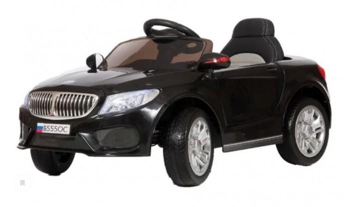 Электромобиль Barty BMW Б555ОBMW Б555ОЭлектромобиль Barty BMW Б555О очень похож на свою взрослую копию автомобиля. Красивый, мощный, удобный и продуманный до мелочей.  Электомобиль Rеnge Rover имеет открывающиеся двери с возможностью блокировки. Световые и звуковые эффекты не оставят равнодушным ни одного ребенка и взрослого, и подарят множество впечатлений! На электромобиле установленны резиновые низкопрофильные колеса и амортизаторы. Все вместе обеспечивает комфортную езду не только на асфальтированном покрытии, но и на пересеченной местности.  Стоит отметить, что электромобиль очень прост в управлении, благодаря коробке автомат и единственной педали, которая является и газом и тормозом. А если ваш важный малыш устанет от самостоятельного вождения, вы всегда сможите его покатать с помощью пульта управления. Также электромобиль имеет высокий класс безопасности.  Родители могут не беспокоиться, о ребенке позаботятся ремни безопасности, стальная подвеска и ударопрочный кузов, а предусмотренные амортизаторы обеспечат плавный ход и скроют неровности дорожного покрытия.  Особенности: Световые и звуковые эффекты Подсветка панели приборов, диодные огни фар. Плавный ход. Амортизаторы Пульт управления: индивидуальный (настраивается по Bluetooh) Колеса EVA Двери открываются Заводится с ключа 3 скорости вперед, одна назад Сидение кожаное (эко-кожа), ремень безопасности Индикатор заряда батареи USB-вход, вход для MP3, SD-вход Аккумулятор:  6V4,5 AH х 2 Редуктор: 2х35W Ручка-чемодан для перевозки.<br>