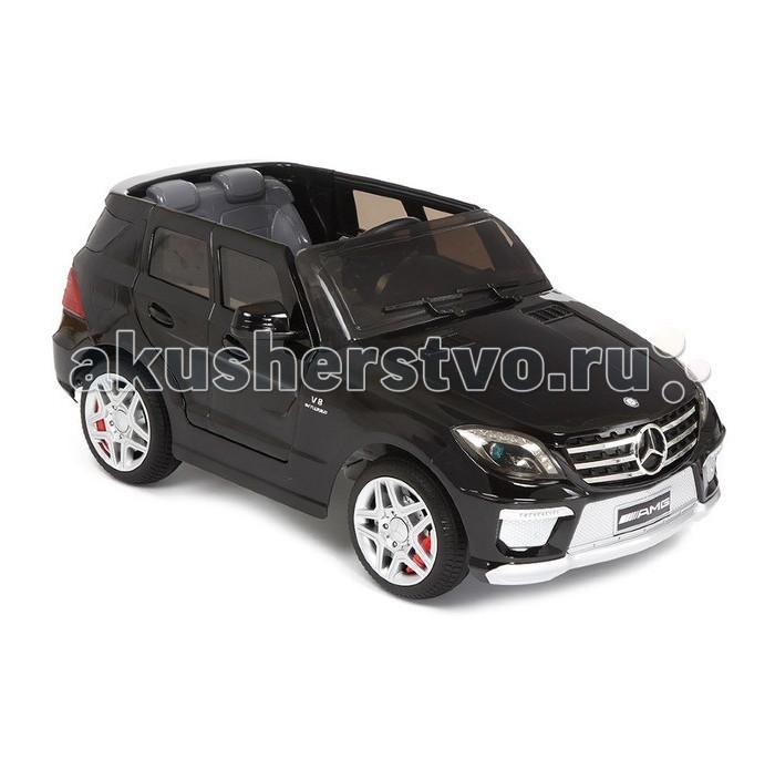 Детский транспорт , Электромобили Barty Mercedes-Bens ML-63 AMG с резиновыми колесами арт: 315454 -  Электромобили