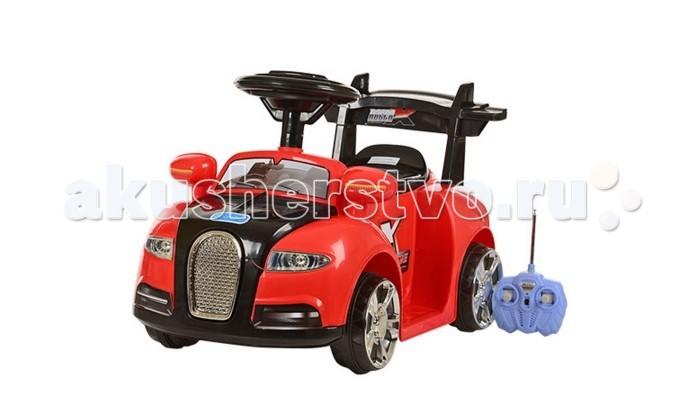 Электромобиль Barty ZPV-001ZPV-001Для самых маленьких водителей от 2 до 6 лет предлагается необычного дизайна электромобиль детский с пультом. Катаясь на машинке, малыш приобретает навыки вождения, улучшается координация движений. Ребенок становится более внимательным и самостоятельным.   Характеристика:  Габаритные размеры: длина - 70 см, ширина - 37 см, высота - 42 см. Мотор - 23W. Батарея аккумуляторная - 6V/4.5A, время зарядки - 8-12 часов, время работы - 1-2 часа. Скорость - 2.5 км/час. Движение - вперед/назад.  Музыка - 4 мелодии, звук - сигнал. Сиденье - одноместное. Дистанционный пульт управления. Нагрузка - 20 кг.<br>
