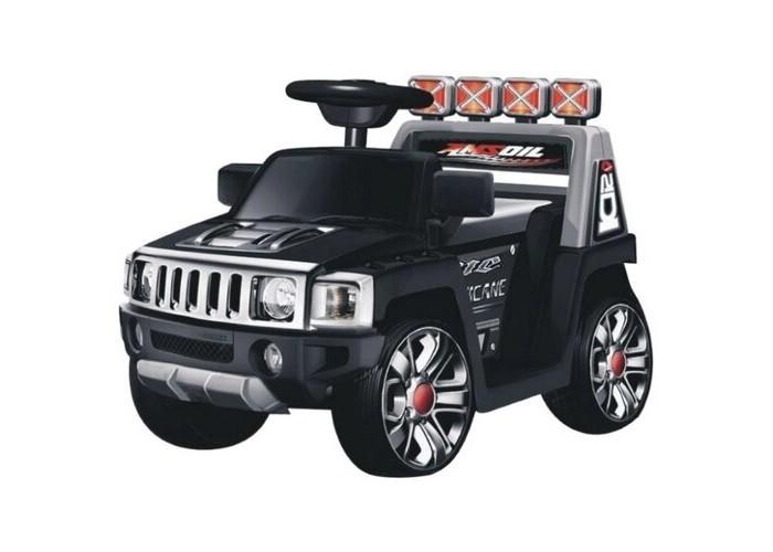 Электромобиль Barty Hummer ZPV-003Hummer ZPV-003Для самых маленьких водителей от 2 до 6 лет предлагается необычного дизайна электромобиль детский с пультом. Катаясь на машинке Hummer, малыш приобретает навыки вождения, улучшается координация движений. Ребенок становится более внимательным и самостоятельным.   Характеристика:  Габаритные размеры: длина - 74 см, ширина - 42 см, высота - 47 см. Мотор - 25W. Батарея аккумуляторная - 6V/4.5A, время зарядки - 8-12 часов, время работы - 1-2 часа. Скорость - 3.5 км/час. Движение - вперед/назад.  Во время движения светятся фары Сиденье - одноместное. Дистанционный пульт управления. Нагрузка - 25 кг.  Вес 5.5 кг.<br>