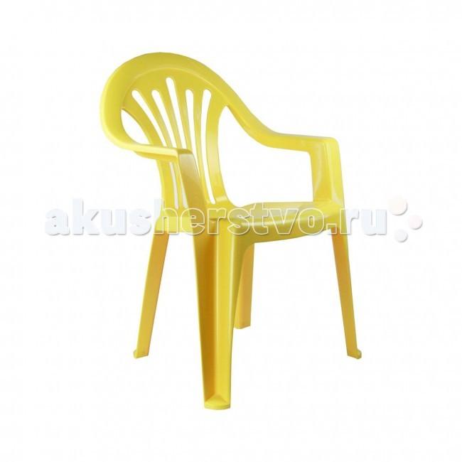 Пластиковая мебель Альтернатива (Башпласт) Кресло детское