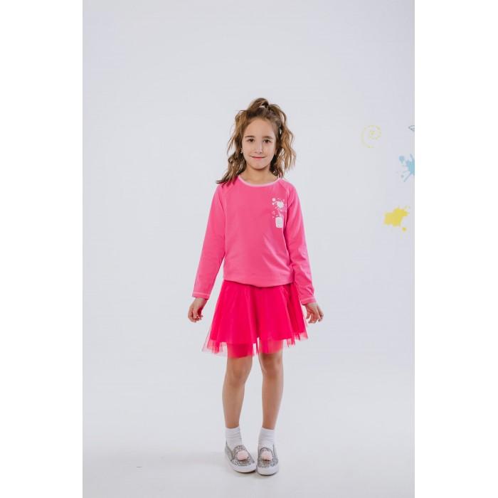 Водолазки и лонгсливы Batik Футболка для девочки 01145 batik футболка для девочки batik голубой 128